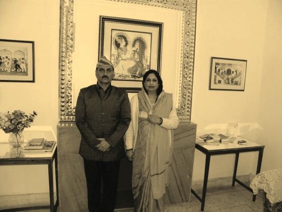 KV Singh, IHCT Heritage & Adventure Tours, Rajasthan, India