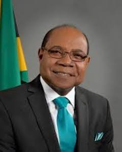 Hon.Edmund Bartlett, Jamaica