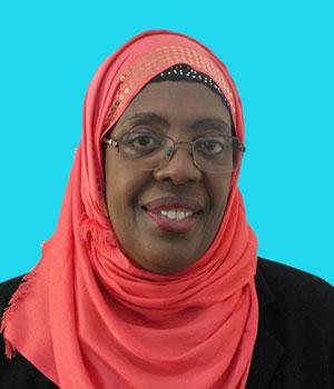 Hon. Ambassador Minister Amina Salem Ali, Tanzania