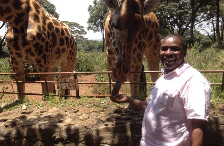 Stephen Mwasio, Inclusive Holidays Africa, Nairobi, Kenya