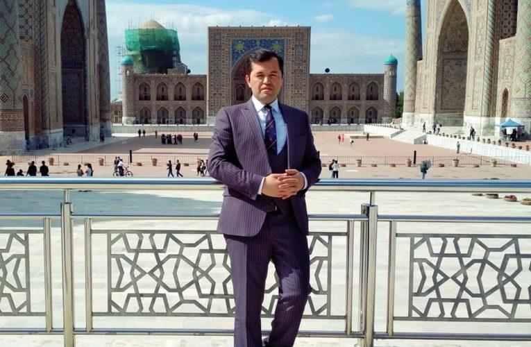 Feruz Dodiev, The State Committee for Tourism Development, Tashkent, Uzbekistan