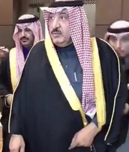 HRH Dr. Abdulaziz Bin Nasser Al-Saud, Baseera Confex, Riyadh, Saudi Arabia