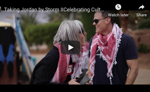 Taking Jordan by Storm | Celebrating Culture, Creativity and Cinema.