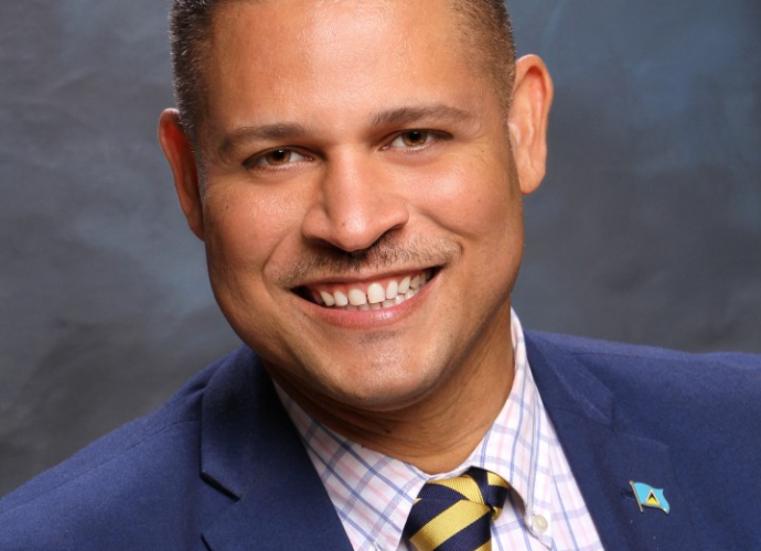 Richard Moss,Saint Lucia Tourism Authority, St. Lucia