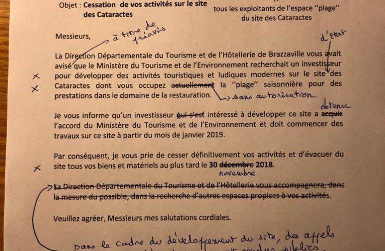 Jean-Claude Mobali-Banda, Brazaville, Republic of Congo