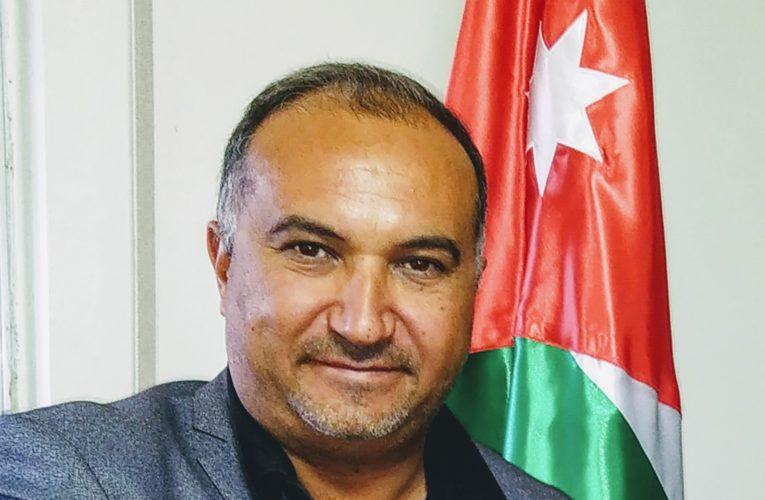 Raed Abd Hag, Jordan Tour Guides Association, Amman, Jordan