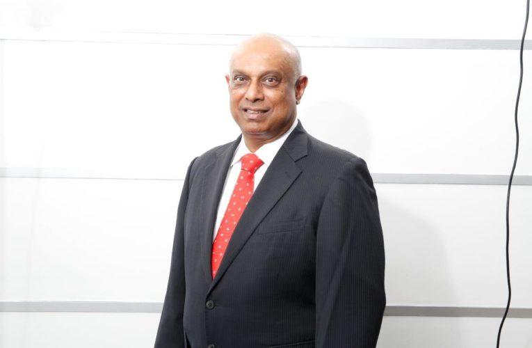 Raju Arasaratnam, Jetwing Travels Pvt Ltd, Colombo, Sri Lanka